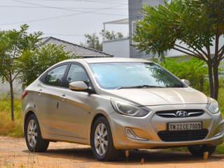 2012 Hyundai Verna 1.6 CRDi EX AT