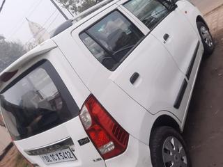 2015 Maruti Wagon R LXI