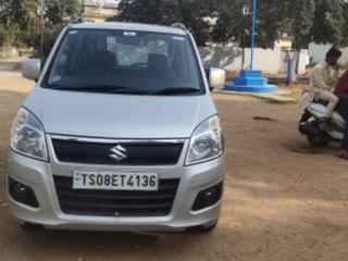 2016 Maruti Wagon R VXI