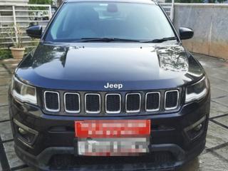 2018 Jeep Compass 2.0 Limited Option 4X4 Black