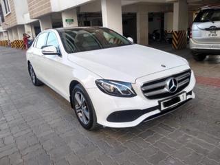 2017 Mercedes-Benz E-Class Exclusive E 200 BSIV