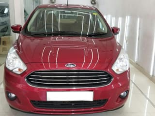 2017 Ford Figo Aspire Titanium Automatic