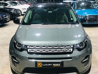2018 Land Rover Discovery Sport TD4 HSE 7S