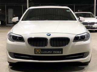 2011 BMW 5 Series 520d Sedan