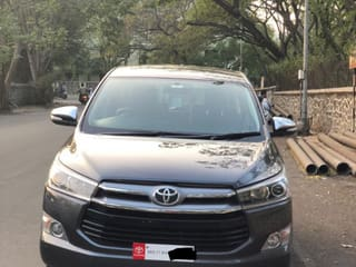 2016 Toyota Innova Crysta 2.8 ZX AT BSIV