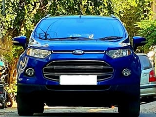 2017 Ford Ecosport 1.5 Diesel Titanium Plus BSIV