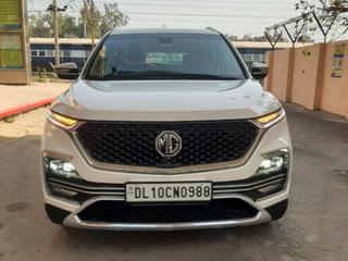 2019 ಎಂಜಿ ಹೆಕ್ಟರ್ Sharp DCT