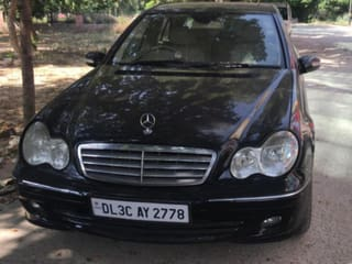 2007 Mercedes-Benz CLK Class 230 K