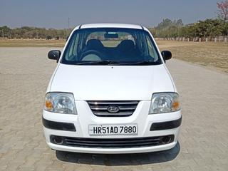 2008 Hyundai Santro Xing GLS CNG