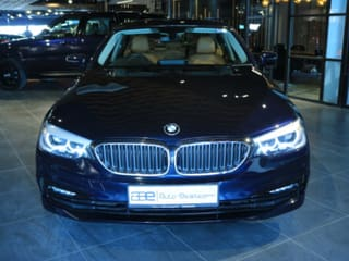 2018 BMW 5 Series 530i Sport Line