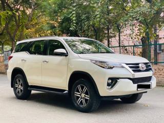 2019 టయోటా ఫార్చ్యూనర్ 2.8 2WD MT