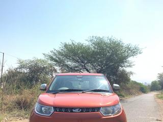 2016 మహీంద్రా KUV 100 mFALCON D75 K4 Plus