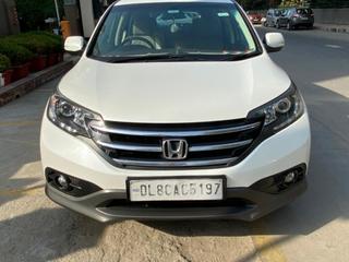 2016 Honda CR-V 2.4L 4WD AT
