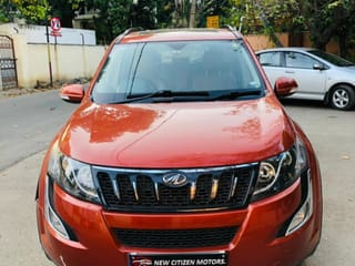 2015 మహీంద్రా ఎక్స్యూవి500 AT W10 FWD