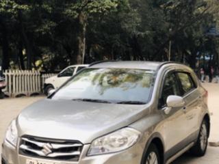 2017 ಮಾರುತಿ sx4 ಎಸ್ Cross DDiS 320 ಝೀಟಾ