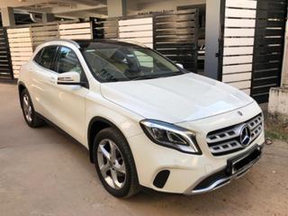 2017 Mercedes-Benz GLA Class 220 D 4MATIC Activity Edition