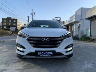 2016 Hyundai Tucson 2.0 e-VGT 4WD AT GLS