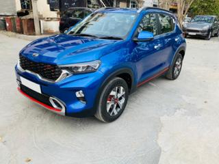 2021 కియా సోనేట్ జిటిఎక్స్ Plus టర్బో iMT DT