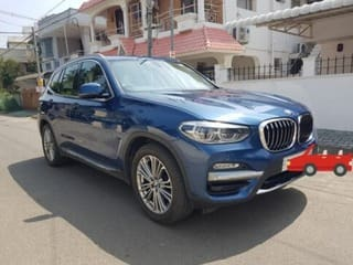 2019 BMW X3 xDrive 20d Expedition