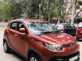 2016 మహీంద్రా KUV 100 D75 K4 Plus
