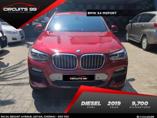 2019 BMW X4 M Sport X xDrive30d