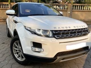 2013 Land Rover Range Rover Evoque 2.2L Pure