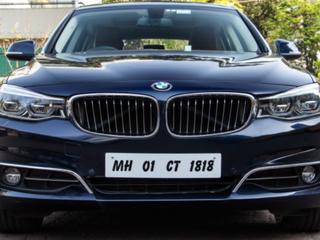 2017 BMW 3 Series GT Luxury Line