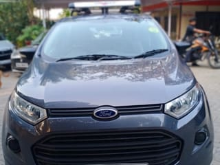 2016 Ford Ecosport 1.5 Diesel Trend