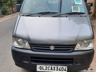 2017 Maruti Eeco CNG 5 Seater AC