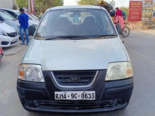 2004 ಹುಂಡೈ ಸ್ಯಾಂಟೋ AT cng