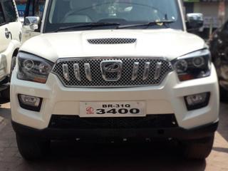 2014 మహీంద్రా స్కార్పియో S10 7  సీటర్