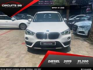 2019 BMW X1 sDrive20d Expedition