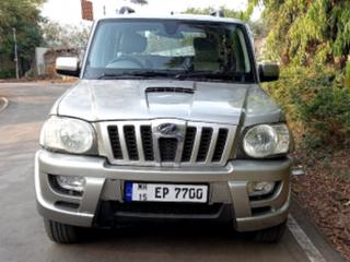 2014 മഹേന്ദ്ര സ്കോർപിയോ VLX 4WD 7S BSIV