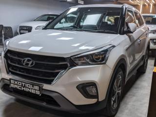 2018 Hyundai Creta 1.6 SX Automatic Diesel