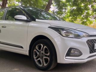 2018 Hyundai i20 Petrol Asta Dual Tone