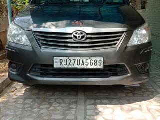 2013 Toyota Innova 2.5 GX (Diesel) 7 Seater
