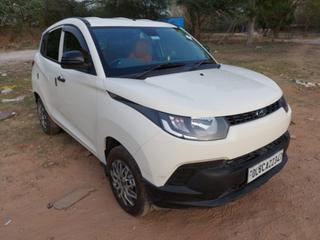 2019 महिंद्रा KUV 100 Trip