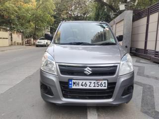 2014 Maruti Wagon R CNG LXI