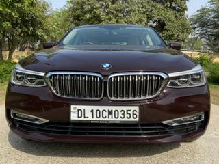 2019 BMW 6 Series GT 630i Luxury Line 2018-2021