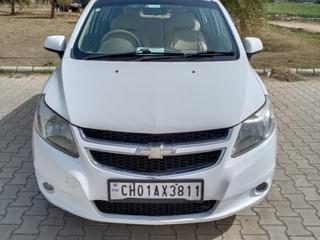 2013 Chevrolet Sail LT ABS
