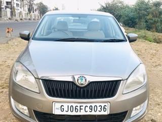2012 స్కోడా రాపిడ్ 1.6 TDI Elegance Plus