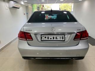2016 Mercedes-Benz E-Class E250 CDI Avantgarde