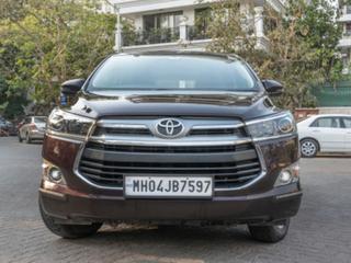 2018 Toyota Innova Crysta 2.4 VX MT BSIV