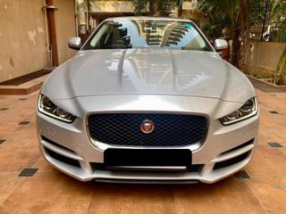 2017 Jaguar XE 2.0L Diesel Portfolio