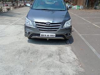 2011 ಟೊಯೋಟಾ ಇನೋವಾ 2.5 ಸಿವಿಕ್ ವಿ ಡೀಸಲ್ 8-seater
