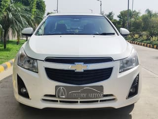 Chevrolet Cruze LTZ AT