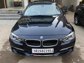 2013 BMW 3 Series 320d Luxury Line