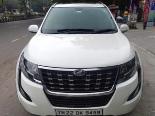 2018 Mahindra XUV500 W11 Option AWD