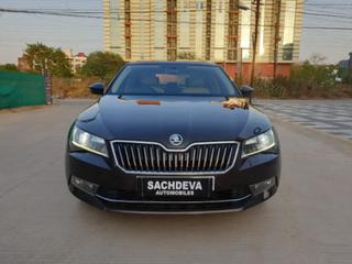 2017 ஸ்கோடா சூப்பர்ப் LK 2.0 TDI AT