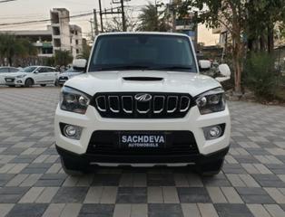 2019 Mahindra Scorpio S11 4WD BSIV